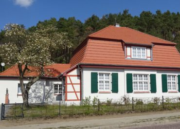 Marie Hager Haus in Burg Stargard