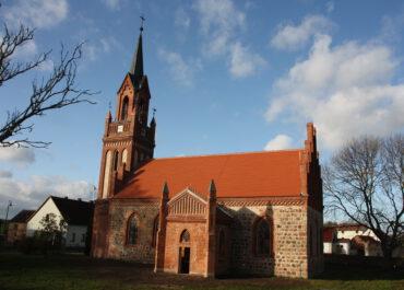 Kirche Schönfeld bei Tantow