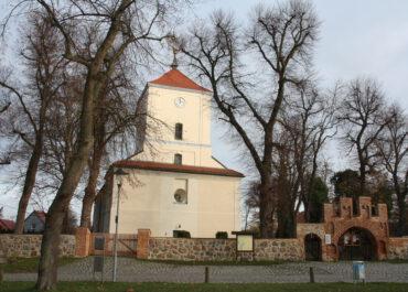 Kirche Potzlow